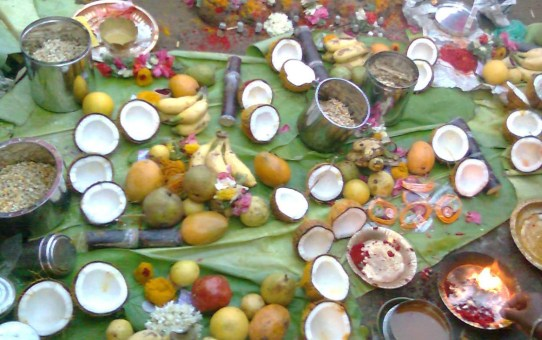 The different flavours of Sankranti