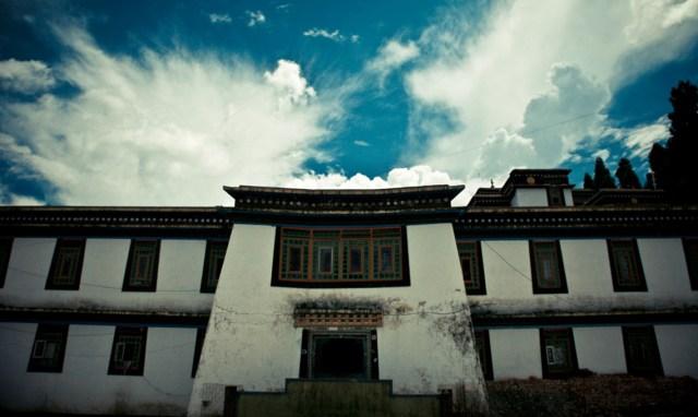 Image Name - Rumtek Monastery-Dharma Chakra Center-Rumtek-Sikkim