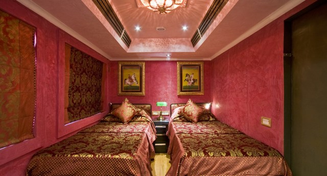 The Royal Rajasthan on Wheels Train india Images