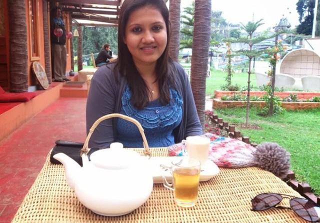 The Tredis Tea Room - Kodaikanal