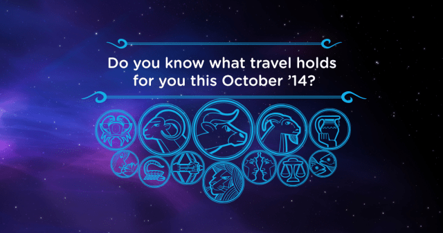 Travel Horoscope – October 2014