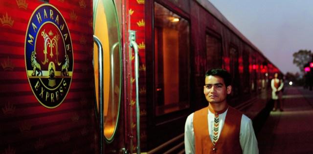 maharaja express train India images