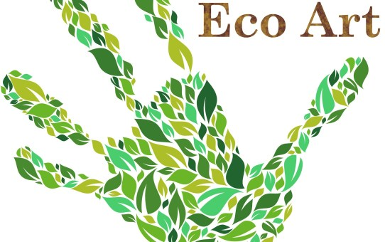 Eco Art – A creative way to make a difference