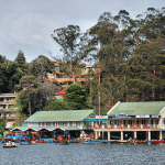 Boat Ride in Kodai Lake with Honey Bees