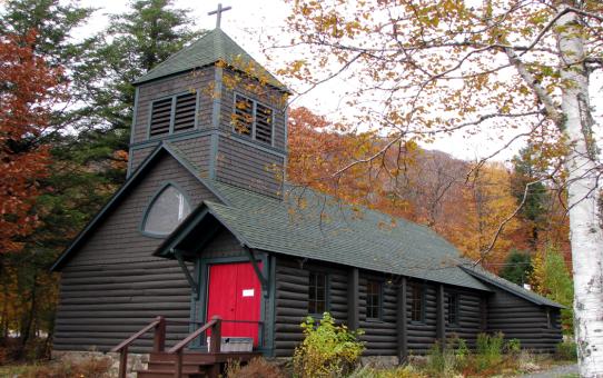 Church of St.John in the Wilderness – An Elegant Church from the British Era