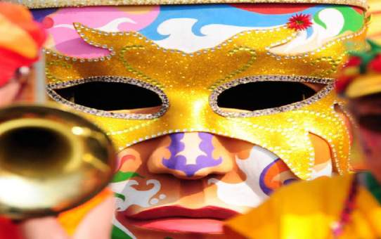 All you need to know about the Goa Carnival