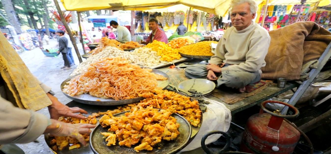 manali street food