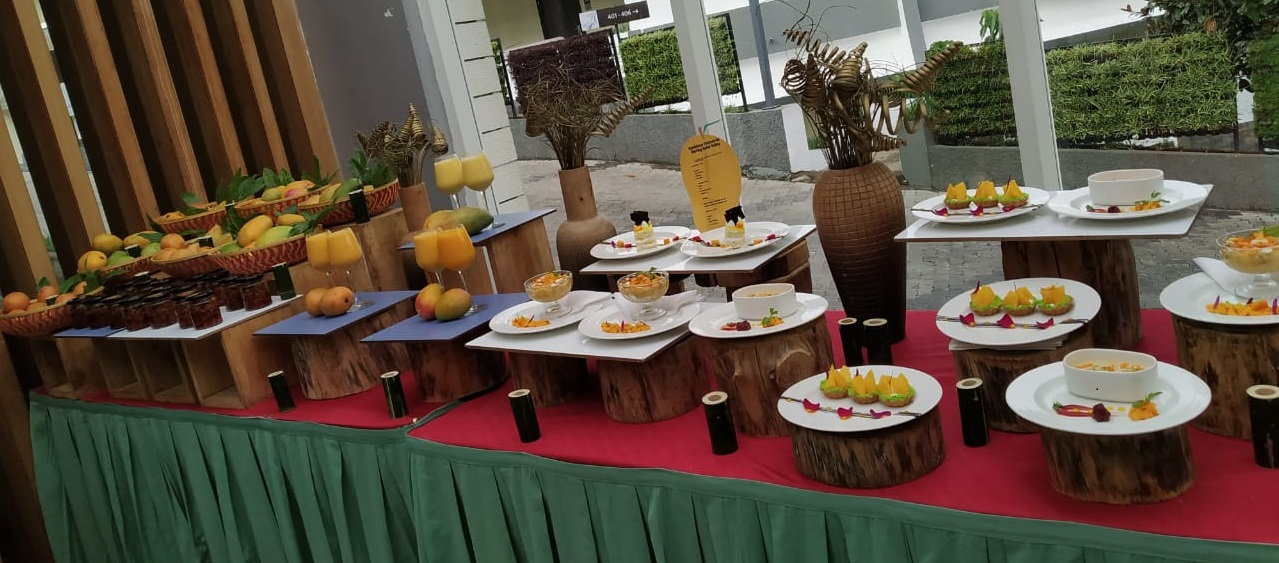 Mango festival at sterling resorts