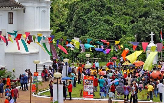 Spectacular Monsoon Festivals of Goa