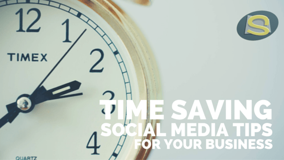 Time saving social media tips for your business