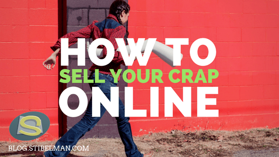 How to sell your crap online