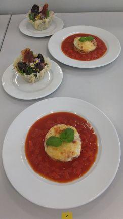 Lasagne mit Tomatensugo