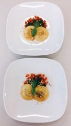 Ravioli mit Pinienkern-Füllung