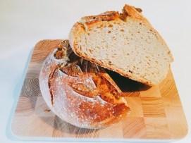 Weizen-Kartoffel-Brot