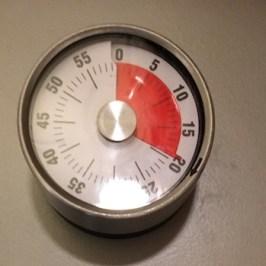 etwa 20 Minuten bei 200 °C backen