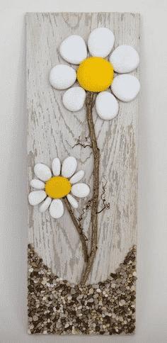 Fali dekor fából