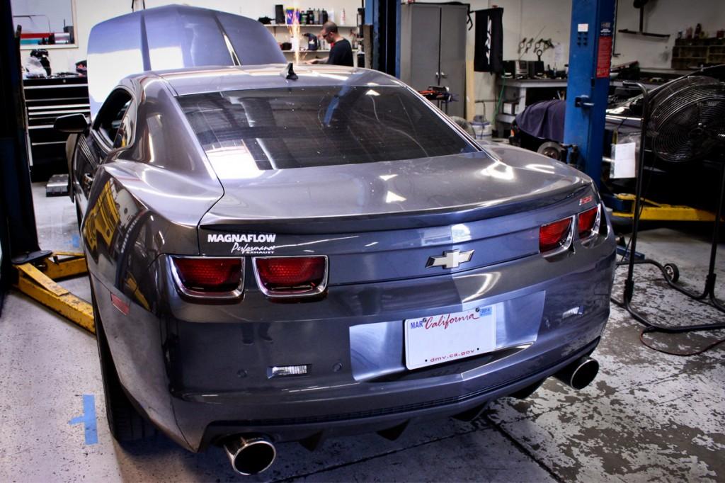 stillen garage