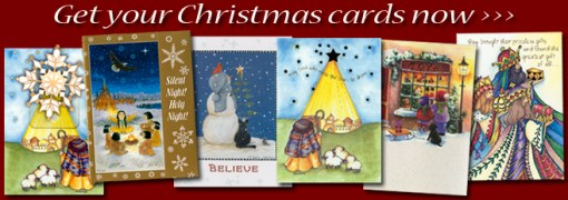 Get your Christmas cards from St. Joseph's Indian School today!