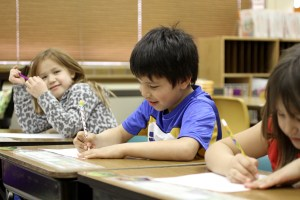 St. Joseph's students all take Religious Education as part of their regular curriculum.