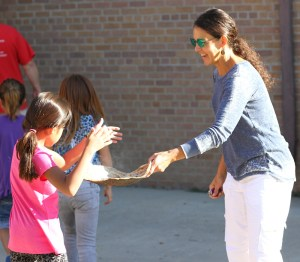 Students have the opportunity to smudge at St. Joseph's whenever they feel they need to.