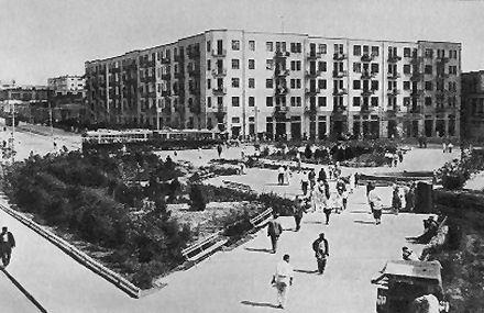 Beşmərtəbə. 1929