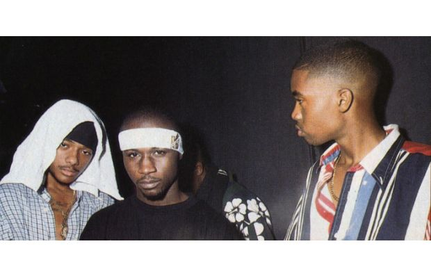 Photo: Prodigy · Havoc · Nas