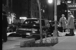 Photo: Scene Outside Sparks Steakhouse After Shooting Death of Paul Castellano