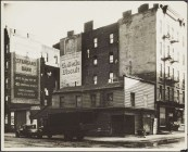 Photo: 140 Ave D (at 10th St), 1932, by Charles Von Urban