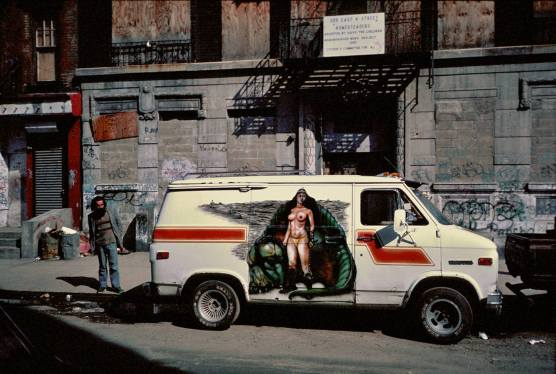 Photo: E 4th St. Ave B and C, East Village, 1981