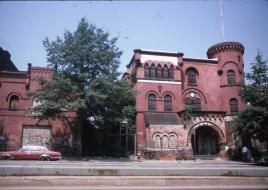 Photo: Original 68th Precinct in Brooklyn, NY