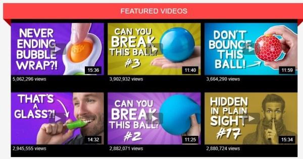 vat19 website video content eCommerce