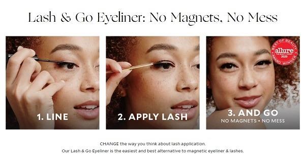 velourbeauty online eye lash store