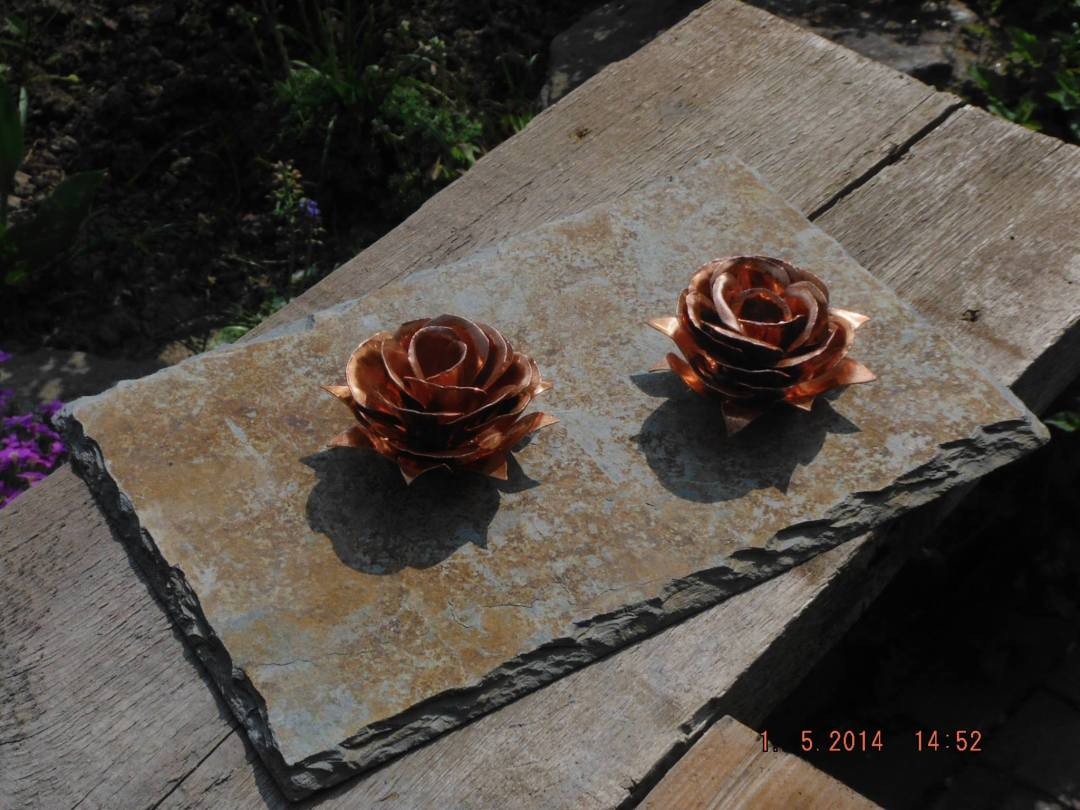 Puam Kater Copper Rose