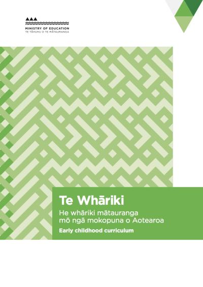 New Zealand's early learning framework 'Te Whāriki'