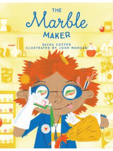The Marble Maker Sacha Cotter and Josh Morgan