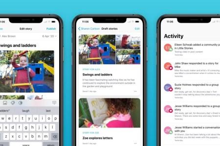 storypark app