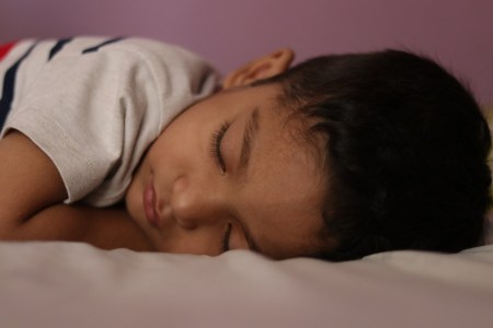 care routines a child sleeping