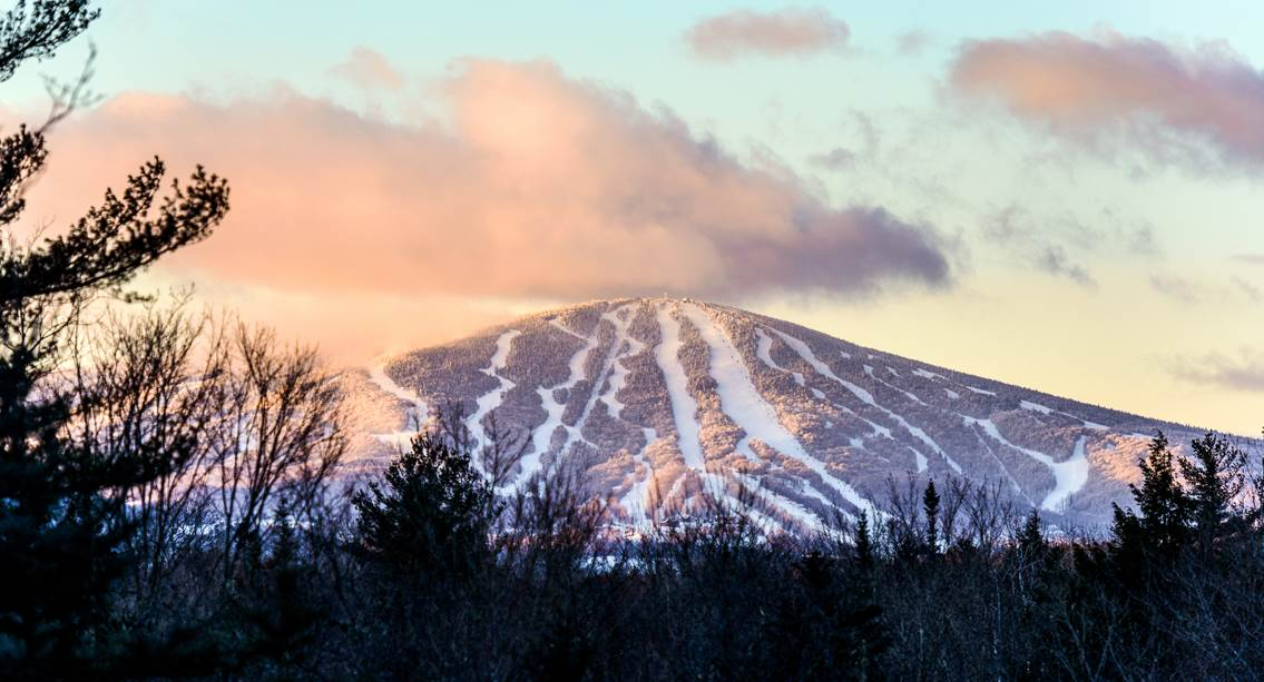 Stratton Mountain Sunrise