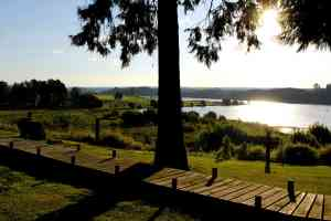 Lake Aniwhenua Lodge
