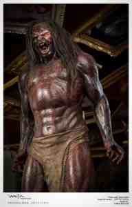 Weta's Uruk-hai bouncers - not to be messed with
