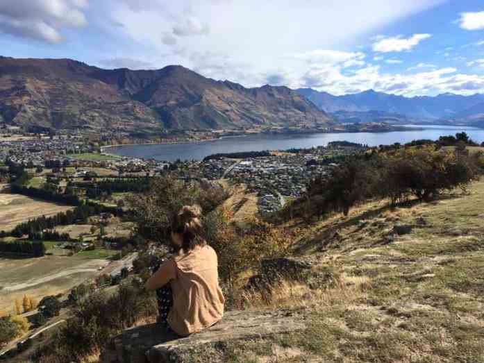 Finding peace and quiet in Wanaka