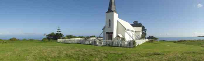 Christ Church Raukokore, Opotiki, East Cape