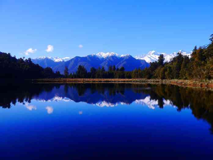 Lake Matheson - Stray Days - Stray NZ