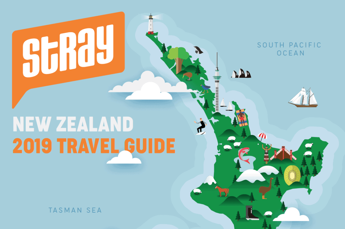 The 2019 Stray Travel Guide is HERE!
