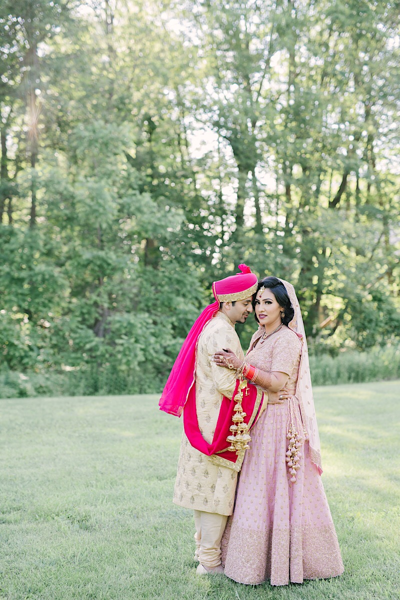 ascott parc wedding toronto outdoor hindu ceremony