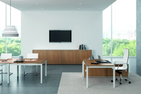 2014 Design Trend  City Inspired Office Spaces     Modern Office Furniture 2 private office 02