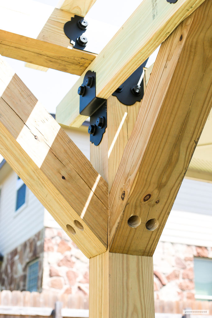 Your Diy Pergola Makes Everything Even Cooler Part 2