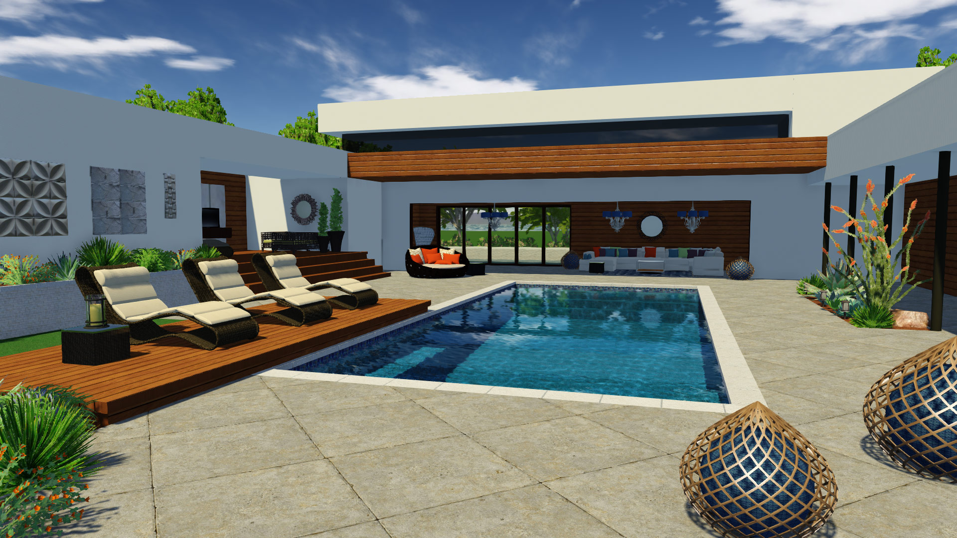 Pool Deck Size Considerations Are You Giving Your