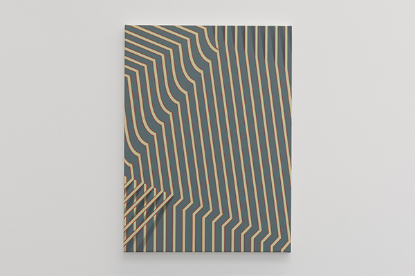 Stuart Bush Studio Blog, Tomma Abts Serpentine Exhibition review