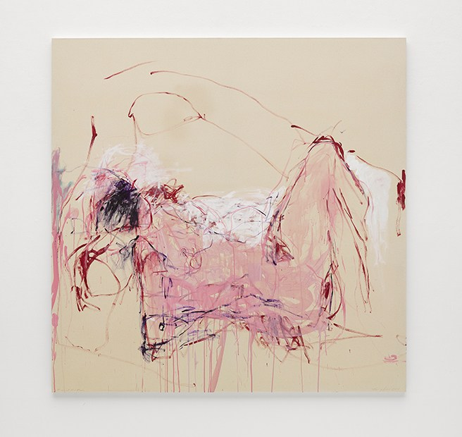 Stuart BuSh Studio notes, Tracey Emin art